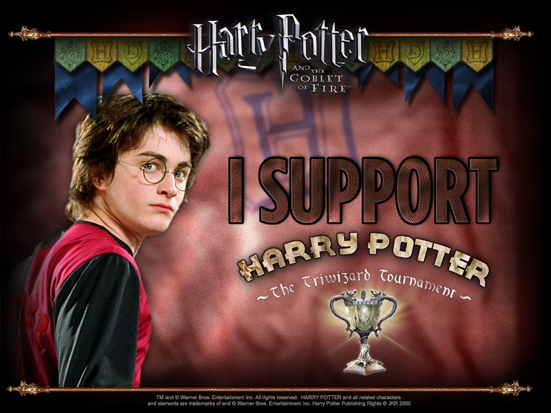 suport Harry Potter!!!